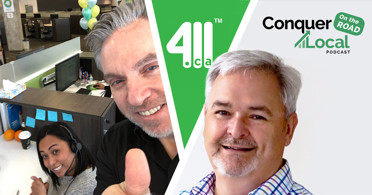 104: Motivating Salespeople & Pivoting to Needs-Based Selling | Featuring Mike Giamprini of 411.ca